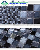 Building Material New Crystal Glass Mosaic Tile for Modern Home