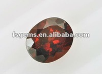 moazambique red garnet fine gemstones for silver jewelry