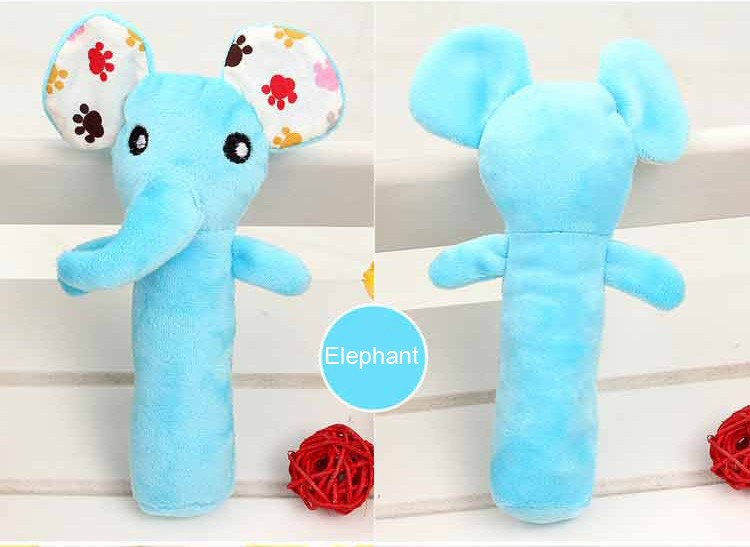 The First Years Learning Curve stuffed Rattle plush toys promotional soft toys for baby