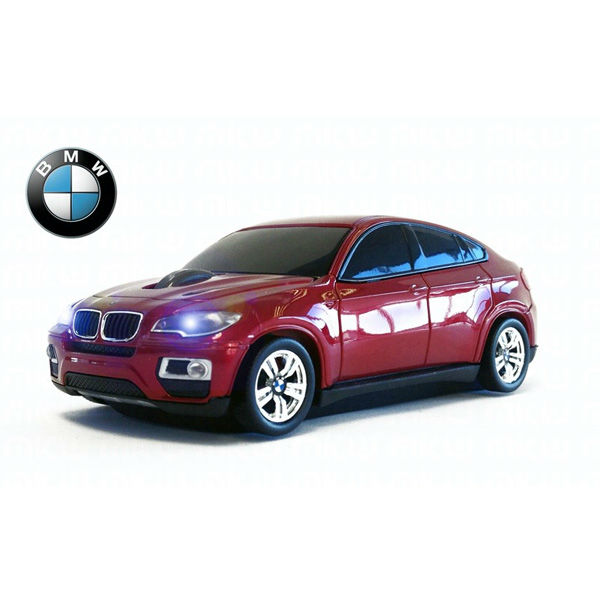 BMW X6 Wireless Mouse (Officially Licensed)