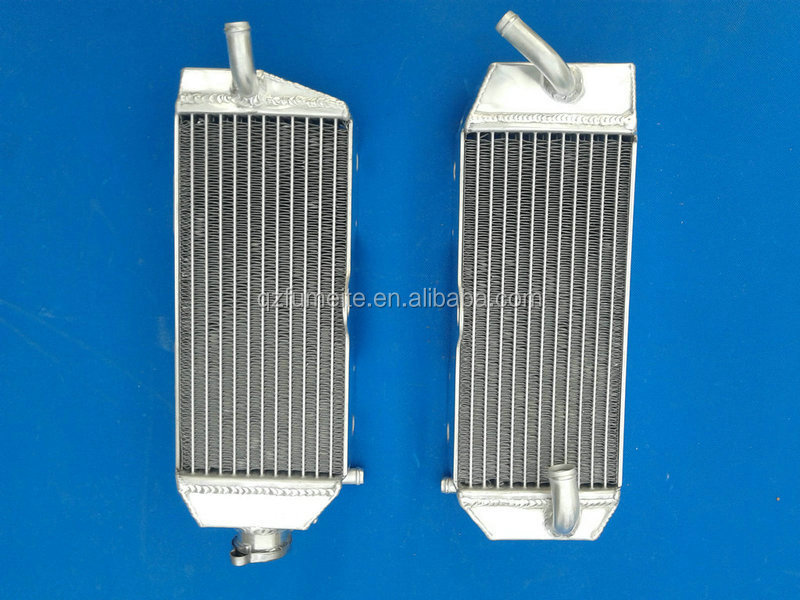 Motocross Bike Motorcycle Aluminum Radiator For Yamaha YZ450F YZF450 YZ 450F 03-05 /WR450F 2003-06 04 2005 2004