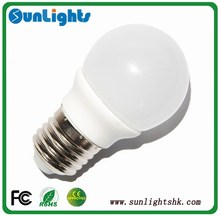 low price and MOQ 3w to 12w led bulb e27 energy saving e27 7w led lighting bulb
