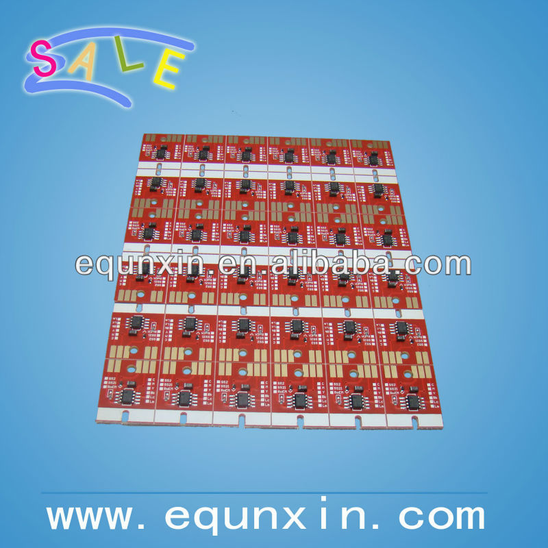 Permanent chip for Mimaki LH-100 ink CMYKLCLM JFX-1631/UJV-160/UJF-3042 SPC0689/SPC0597