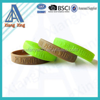 Factory Sale Silicone Wristband Bracelet For