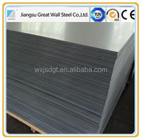 4mm spcc galvanized steel metal iron plate sheet hs code