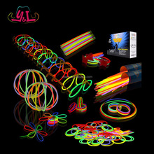 Trending Products Fashion Accessory Bracelets Glowsticks For Party Supplies Decoration