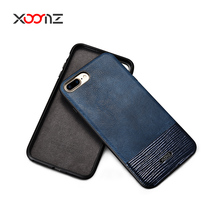 XOOMZ OEM ODM Splicing PU Leather Case for iPhone 7 7 Plus Case