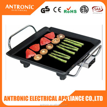 wholesale 28x28cm home electric grill ATC-G2 with non stick coating