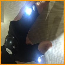 portable LED Glove Light Led Magic Work Glove Glovelite Fashlight Glove with LED Light GLOVELITED bulk from china GBEY-572