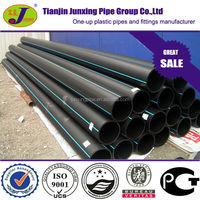 "Factory price hdpe pipe 4"" price"