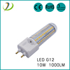 UL CE RoHS 10W 1000lm g12 mini 30*100mm cover g12 base led bulb 2835smd led lamp production line