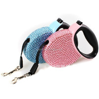 Pet harness Retractable dog lead, tracking dog leash PH14