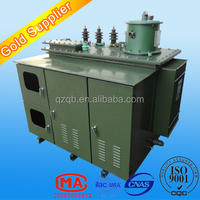 Oil distribution transformer 11kv 20kv intelligent transformer