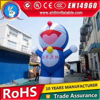 high quality outdoor inflatable cartoon characters for sale