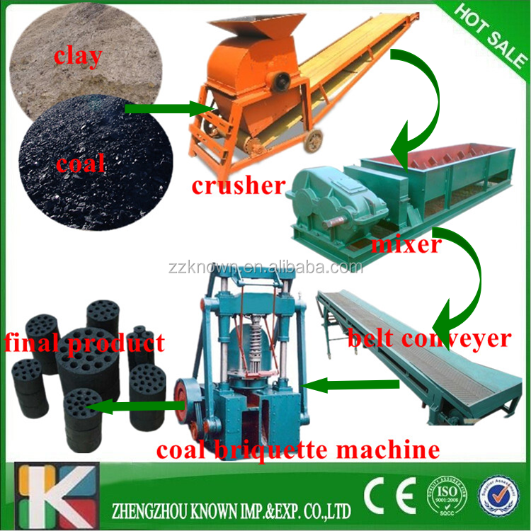 China known supplier small briquette machine for sale