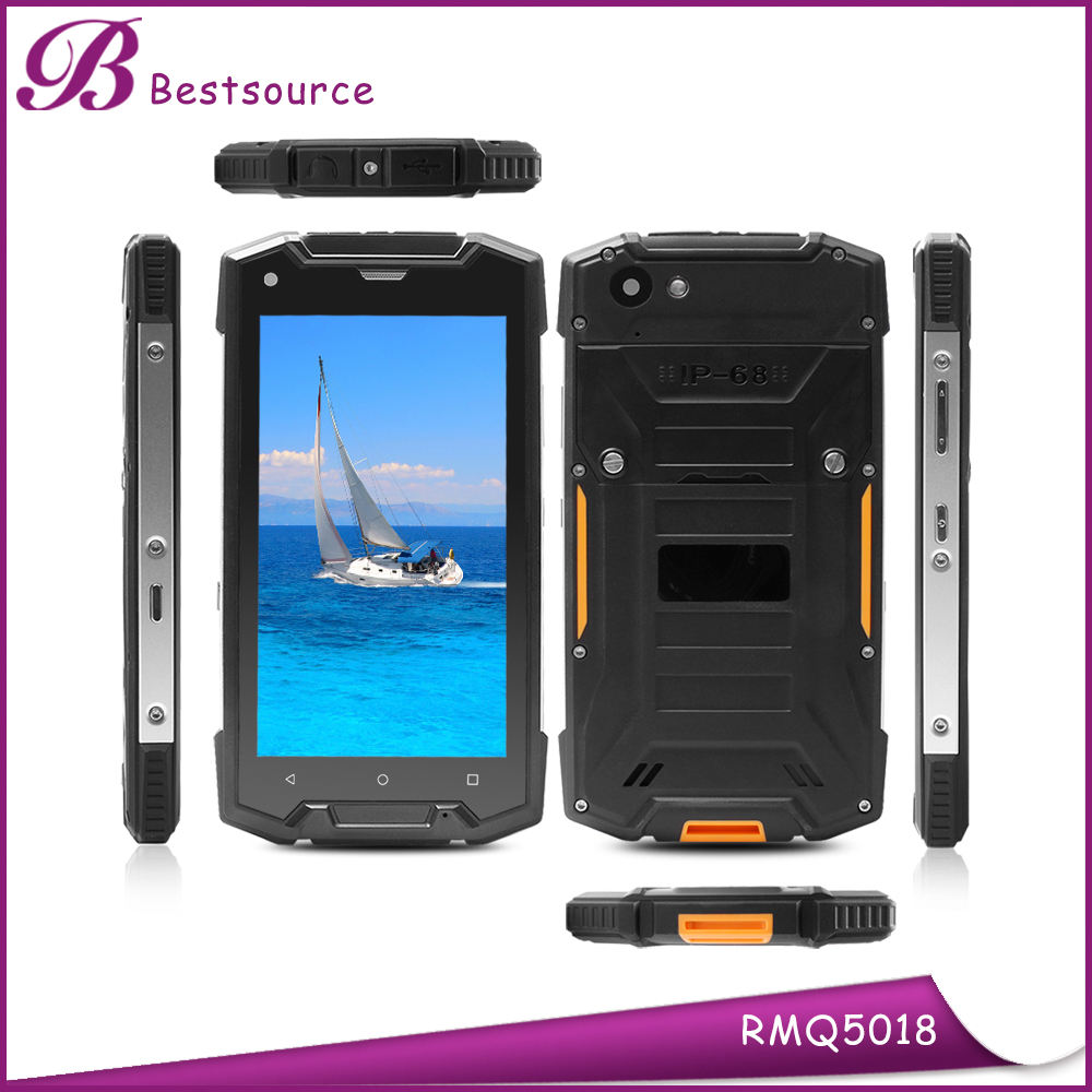 Android 5.1 5inch Quad Core Rugged Phone China NFC Smart Phone