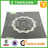 Tarazon solid rear disc brakes motorcycle