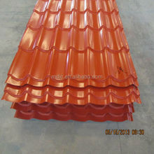Color corrugated roofing sheet supplier for uae , dubai , abu dhabi , africa , ethiopia ,nigeria , kenya