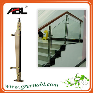Quality Guarantee ABL outdoor stair steps lowes composite handrail
