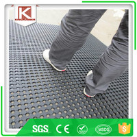 oil resistant rubber ring mat