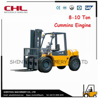 8 ton Diesel Forklift