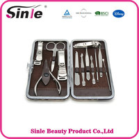 Portable Personal Care Silver Color Pedicure