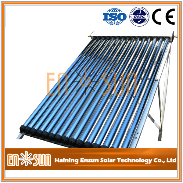 Professional factory made cheap cylinder parabolic solar collectors