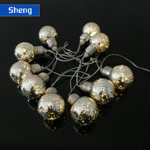 popular mini blinking starry string lights newest design outdoor lighted christmas train