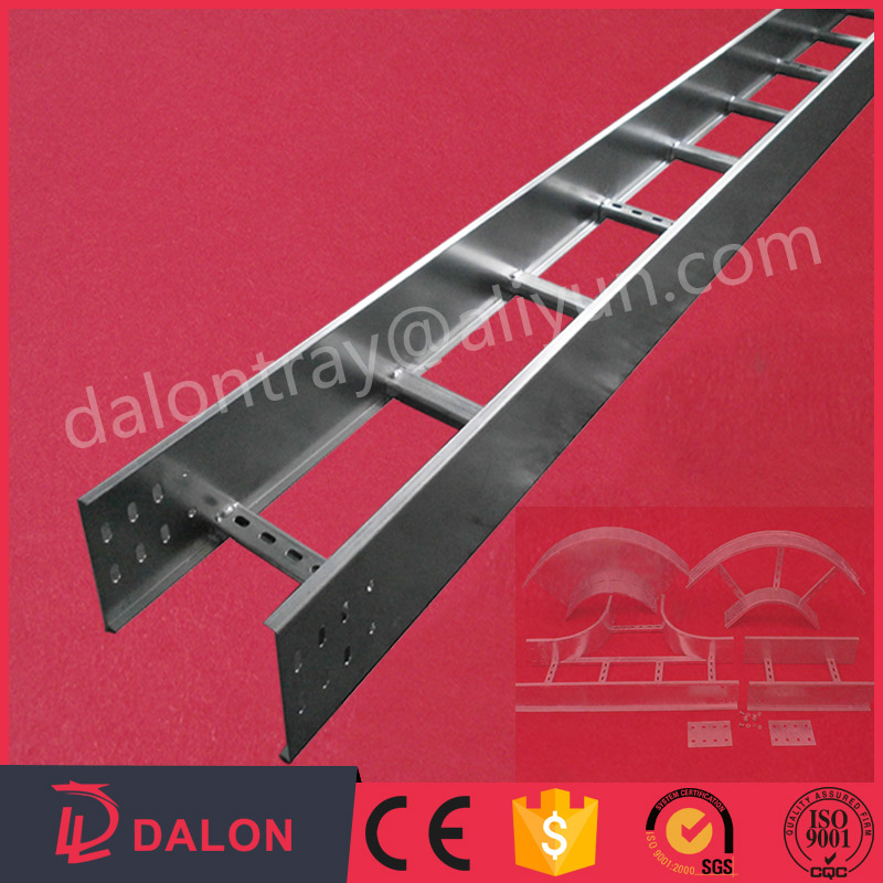 Hot Dipped Galvanizing Electric Ladder Cable Tray