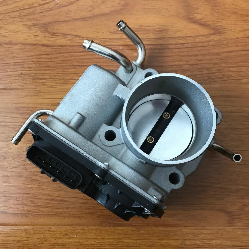 Toyota Highlander Service Manual: Throttle body ASSY (2AZ-FE)