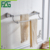 Chinese Supplier Hotel Bathroom Accessories Double Towel Bar Holders