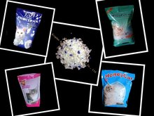 Silica Gel Cat Litter Can be customized according to the requirements of processing, packaging, weight, particle size