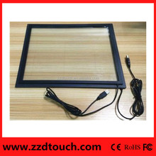 "2017 best price real 2 point 18.5"" USB infrared(IR) touch screen panel"