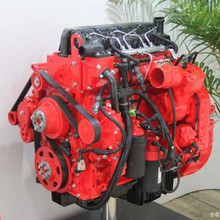 4 cylinder 141hp diesel foton truck engine ISF3.8L ISF3.8s4141 engine assembly for truck