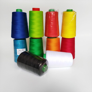 Tex 27 45 60 90 100% Spun 40 3 402 Polyester Sewing Thread