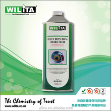 WILITA High Quality Heavy Usage DOT 4 Brake Fluid Car Care Products