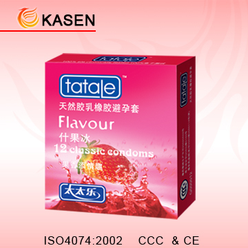 2013 best selling ultral thin flavour condom , best quality condom,famous condom
