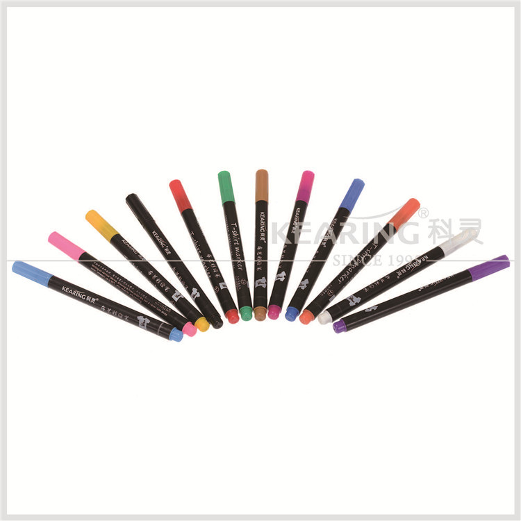 China Kearing brand 2.0mm fiber tip colourful non toxic washable marker for DIY drawing