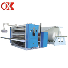 Energy-Saving Face Tissue Folding Machine