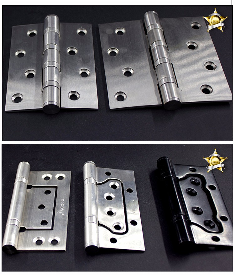 Top Grade Adjustable Ss Door Hinges