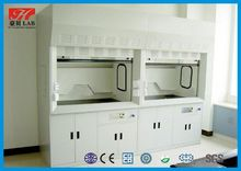 fume hood laboratory equipments used in physics/ dental lab fume exhaust hood