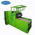 aluminum foil rewinder cut machinery rewind slitter machine
