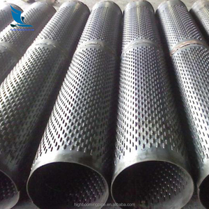 API stainless steel oil sand control screen pipe for oil field