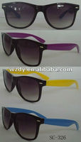 cheap hot sell promotional sunglasses