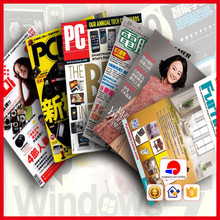 [Direct Factory Professional]a4 magazine printing[high quality cheap price]