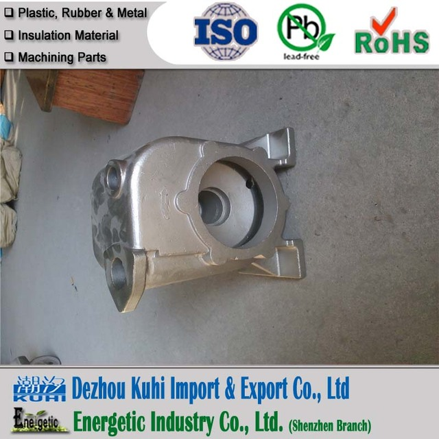 Foundry Customized 304 stainless steel Agricultural Machine casting part