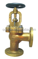 DIN 86261 BRONZE FLANGED STOP CHECK VALVE