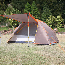 Wholesale Cheap Waterproof Family Outdoor Folding Bed Camping Tent