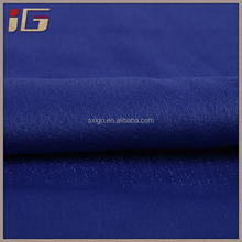 Good price of galaxy luxury smooth heavy shimmer chiffon fabric for garment