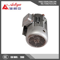 Three phase AC electric small motors